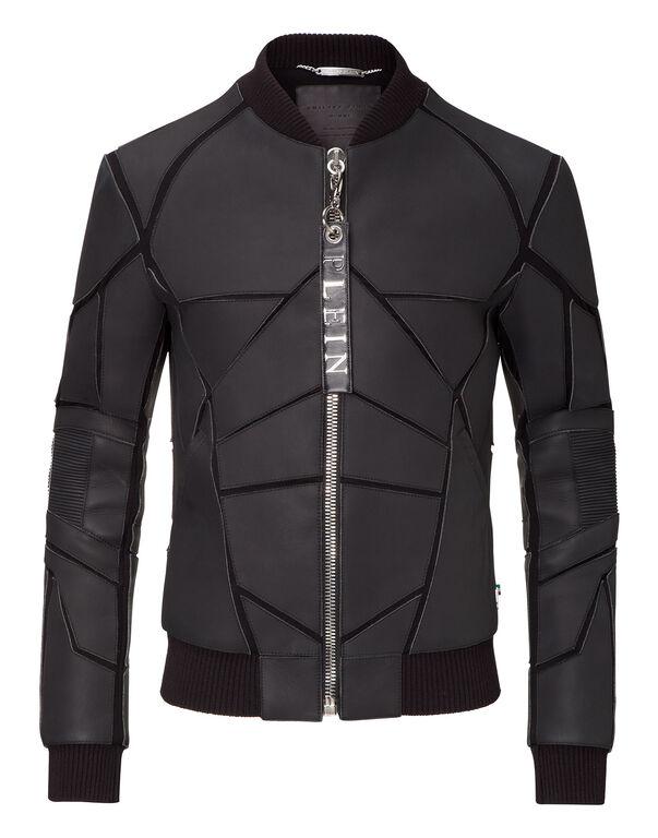 "leather jacket ""screaming"""