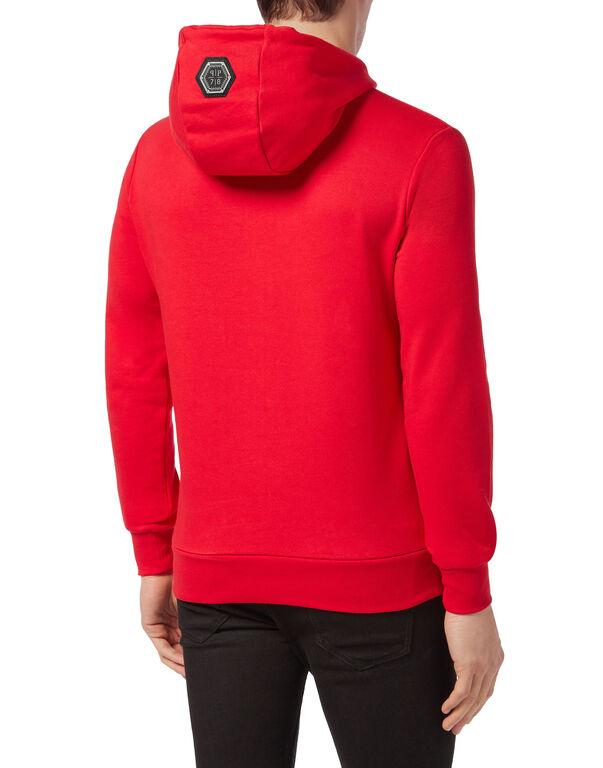 Hoodie sweatshirt Exagonal