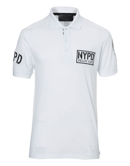 Polo shirt SS NYPD