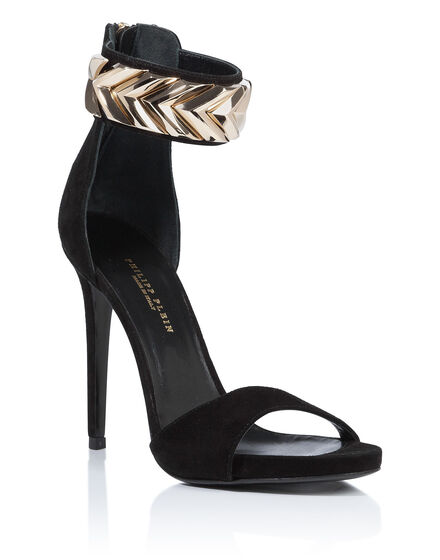 Sandals High Heels Aurillec