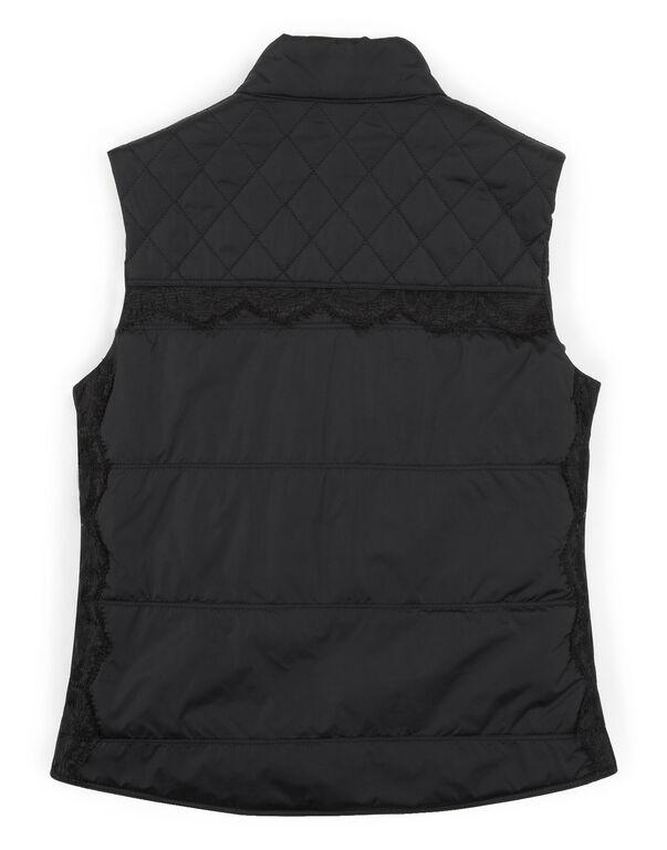 """nylon vest """"nice day"""""""
