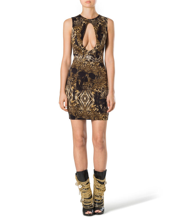 """Short Dress """"Magnolia"""""""