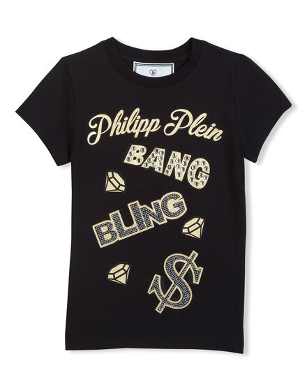 T-Shirt Round Neck SS Bang