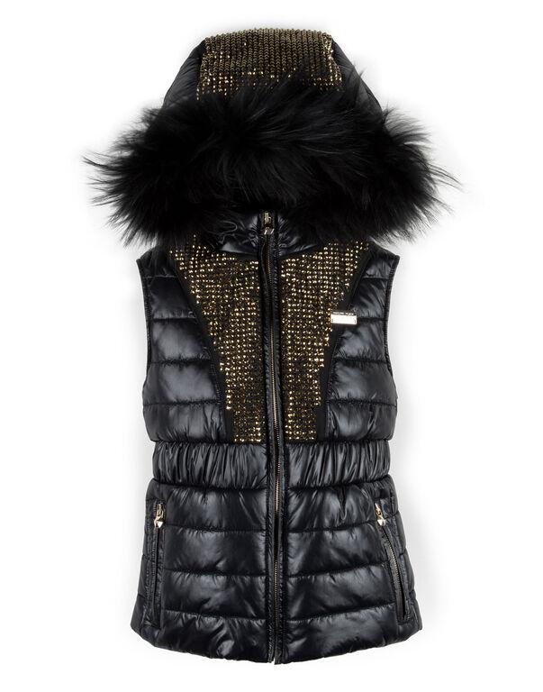 """nylon vest """"conquereor"""""""