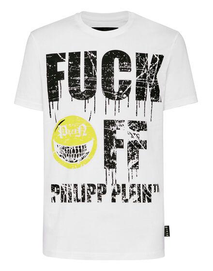 T-shirt Round Neck SS Evil Smile