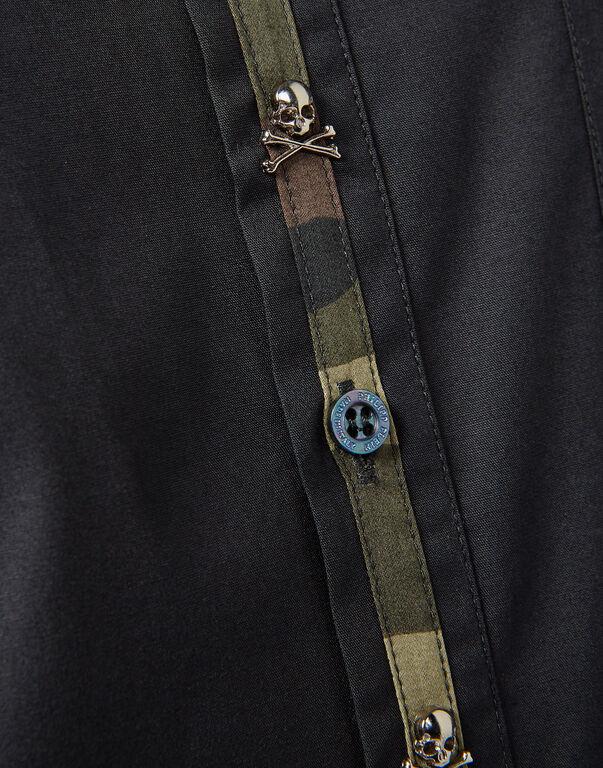 "Shirt Diamond Cut LS ""Revers"""