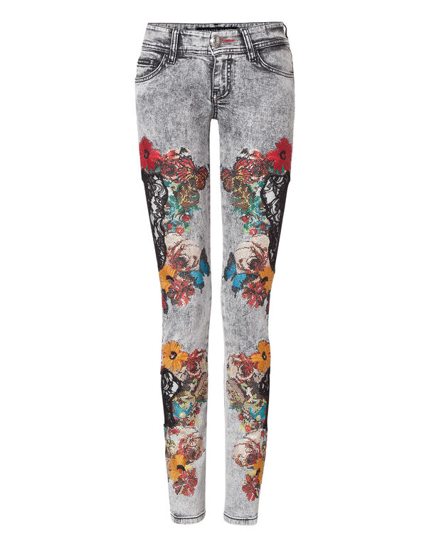 "slim fit ""blooming"""