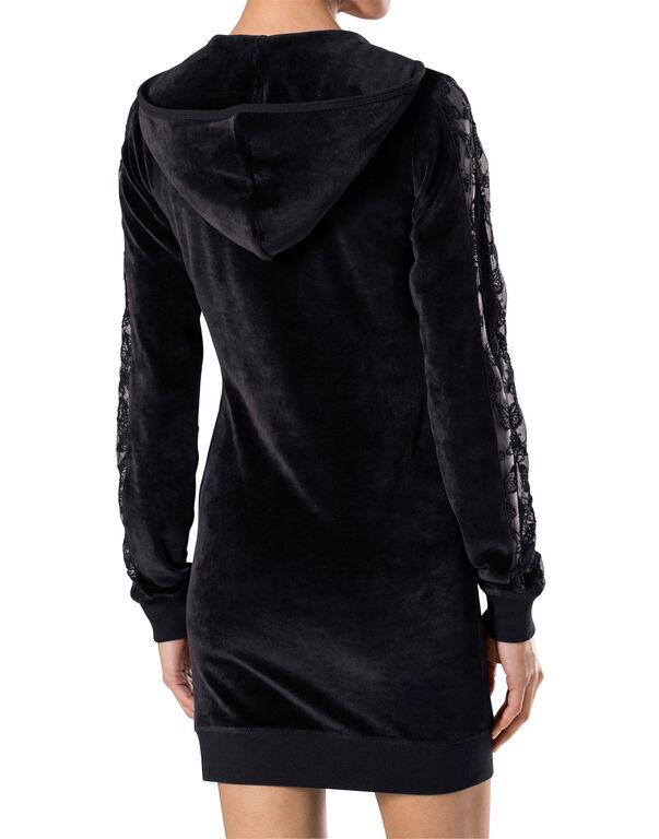 "sweater dress ""skully"""