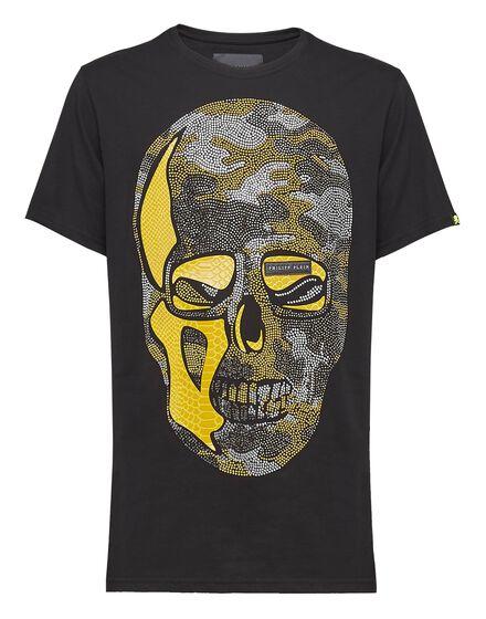 T-shirt Round Neck SS Bla bla