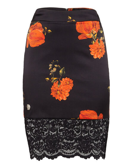 Short Skirt Not Rough