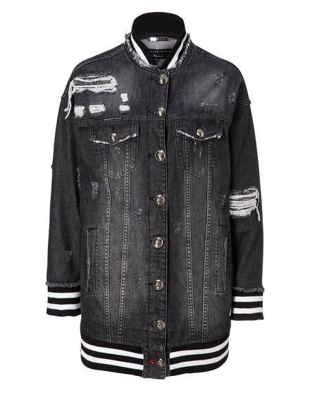 Denim Jacket Chicago Classy