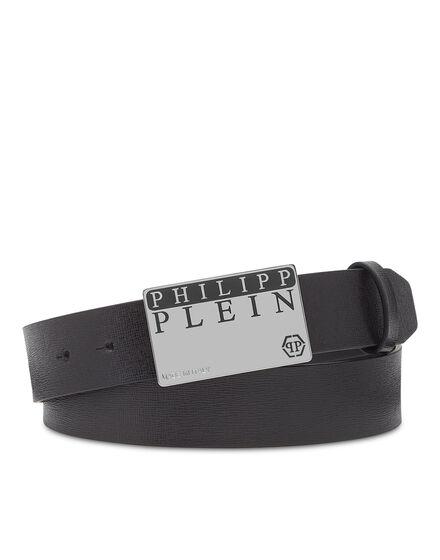 Leather Belt Philipp Plein TM