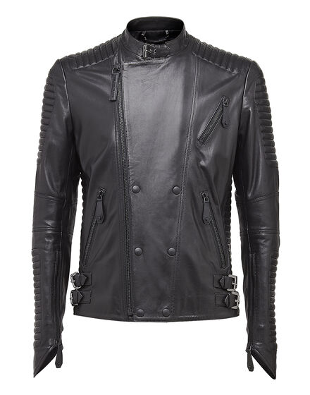 Leather Biker We are shining