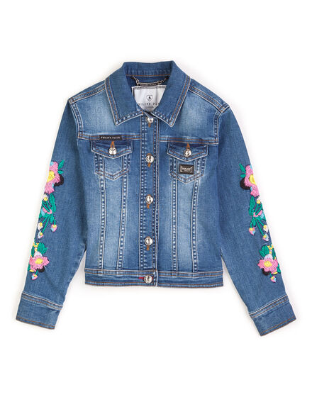 Denim jacket Pavillon