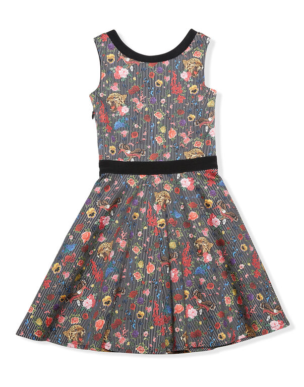 "Short Dress ""Suzanne"""