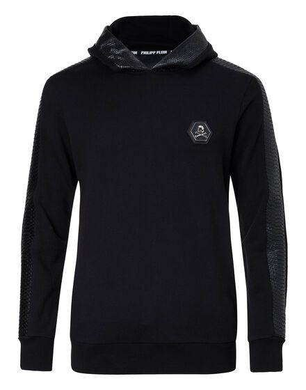 Hoodie sweatshirt Take me