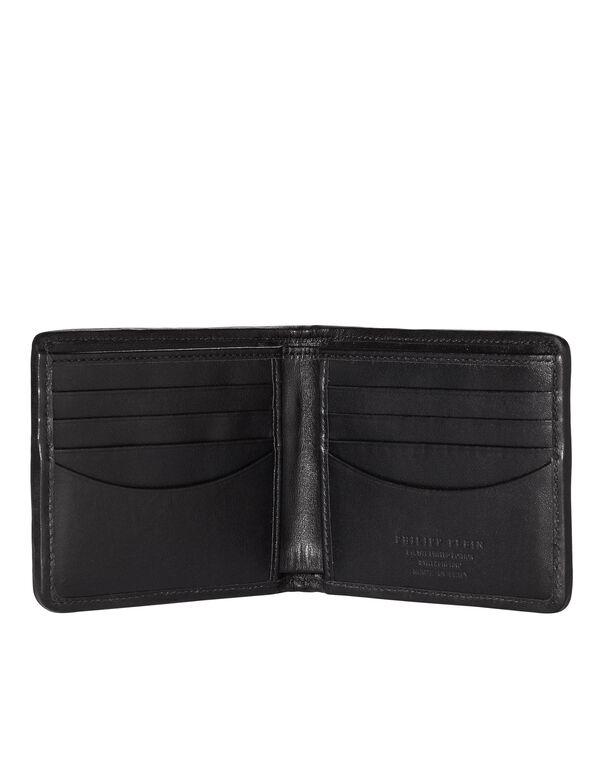 "Pocket wallet ""Underneath the storm"""