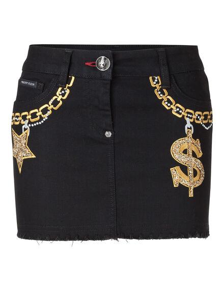 Mini Skirt Giacinto