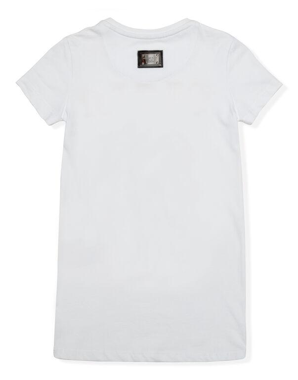 "T-Shirt Short Dresses ""Elements"""