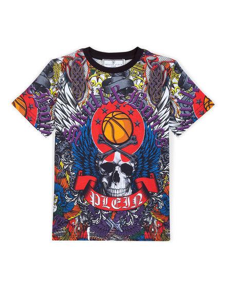 T-shirt Round Neck SS Tatoo