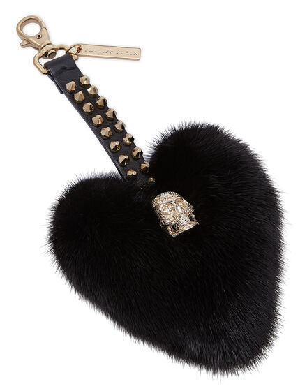 key chain lonely heart