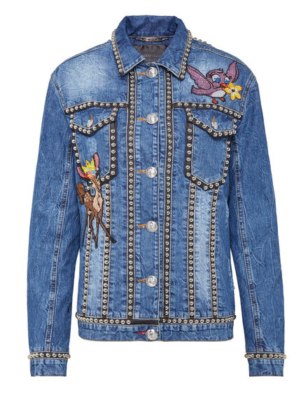 Denim Jacket Splendy