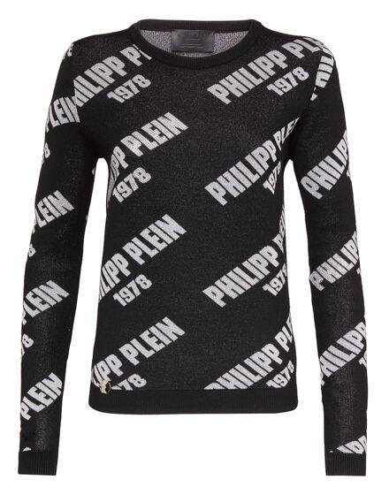 Pullover Round Neck LS Philipp Plein 1978