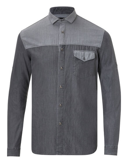 Denim Shirt Ls Denis One