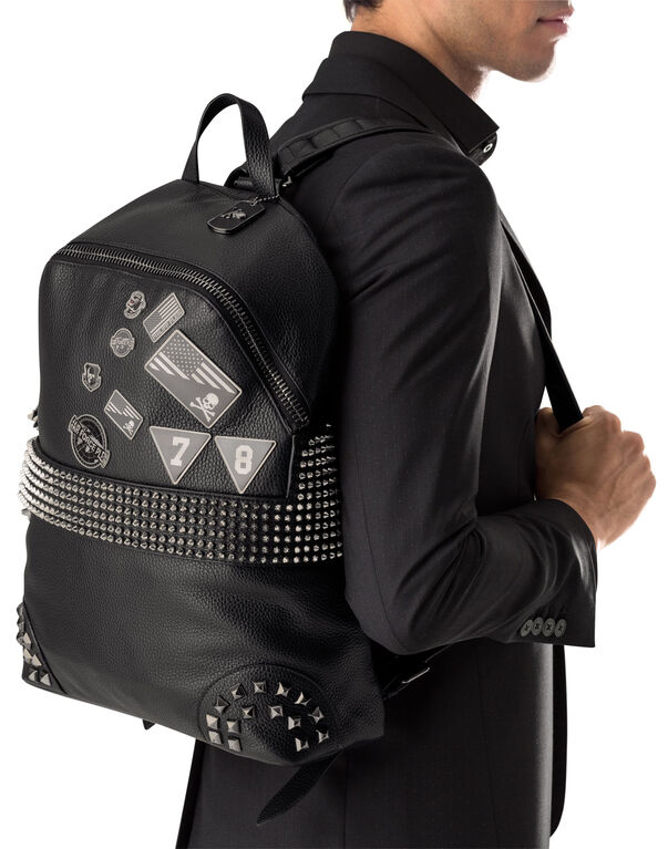 "backpack ""master"""
