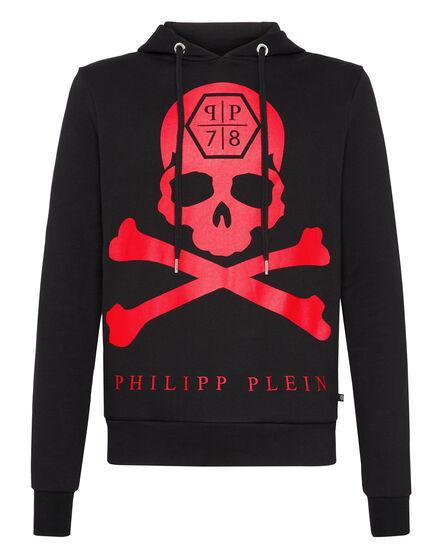 Hoodie sweatshirt Skull PP