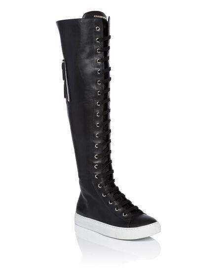 Boots Flat High johanne