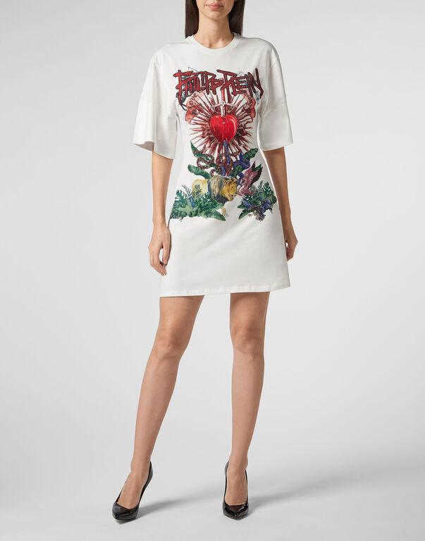 Short Dress Destroyed