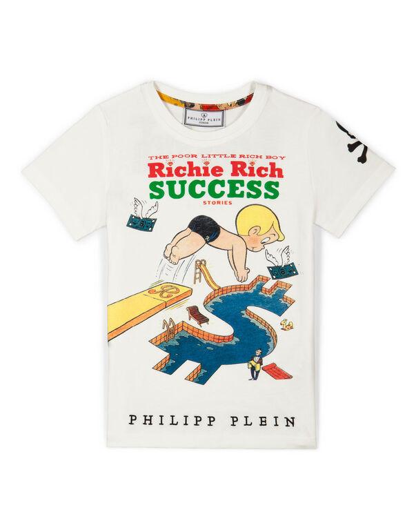 """t-shirt """"rich boy"""""""