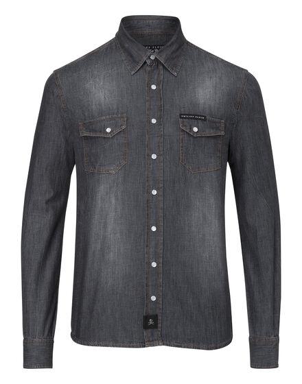 denim shirt long sleeves Laguna