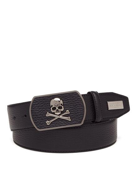 Belt Skull man