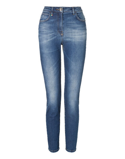High Waist Jegging Infuso