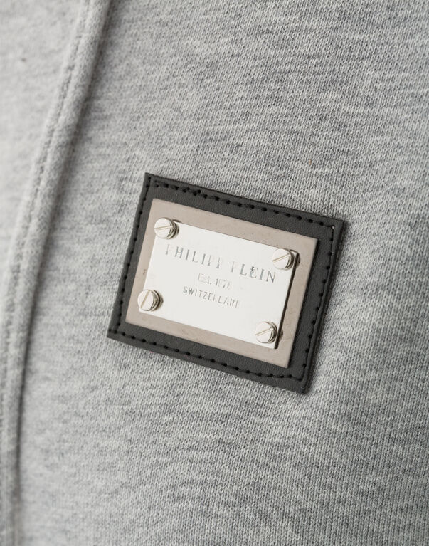 "Hoodie Sweatjacket ""Blue Hill"""