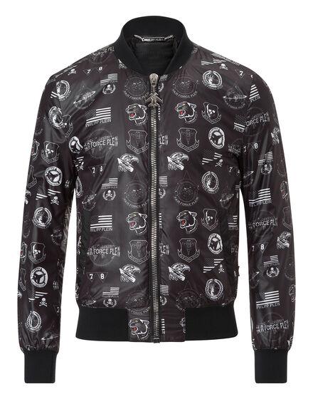 bomber jacket heathrow
