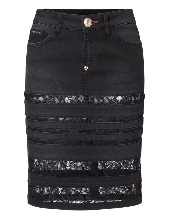 "longuette skirt ""beautiful now"""
