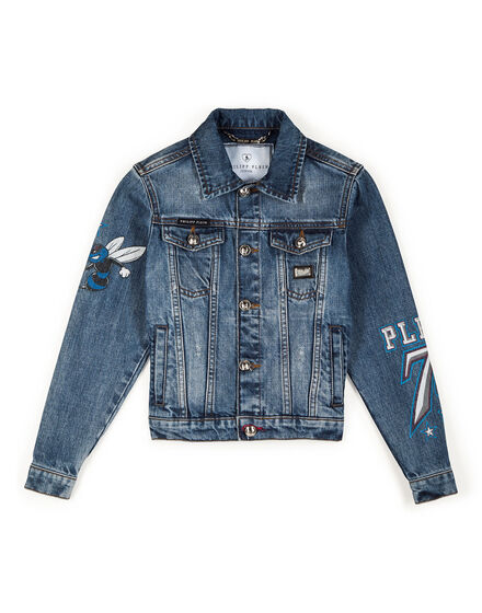 Denim Jacket Topaz