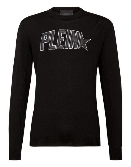 Pullover Round Neck LS Plein Star
