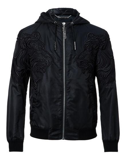 Nylon Jacket Unpleasant