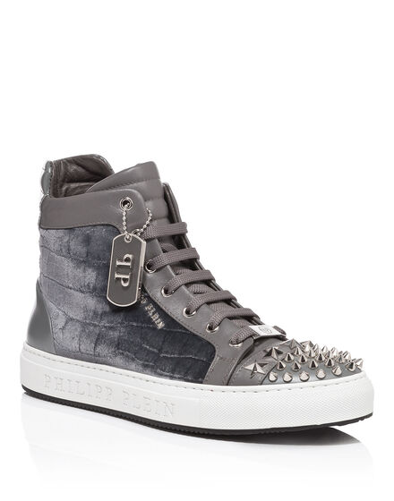 high sneakers spiffy kiks
