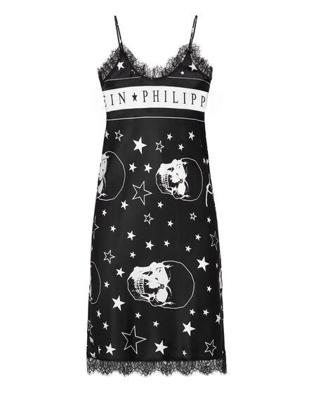 Short Dress Stars and skull
