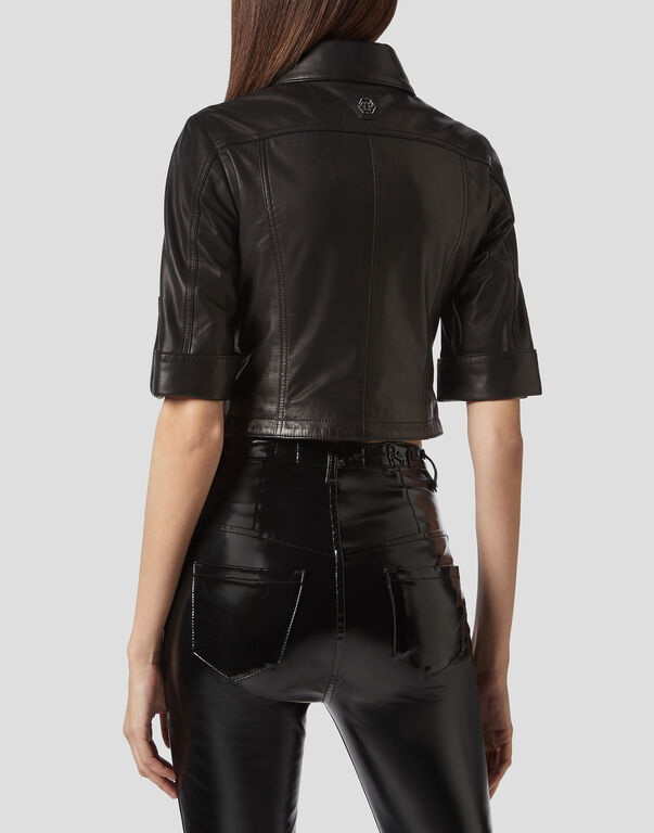 Leather Shirts Statement
