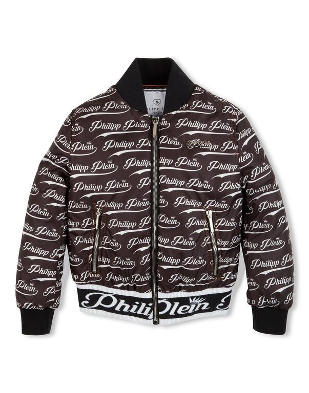 "Hooded jacket ""Tree hill"""