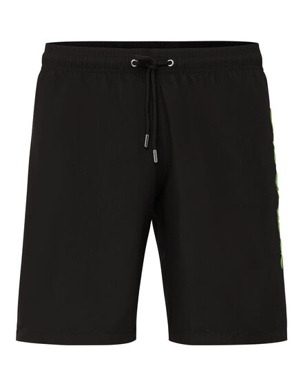 Beachwear Short Trousers Gothic Plein