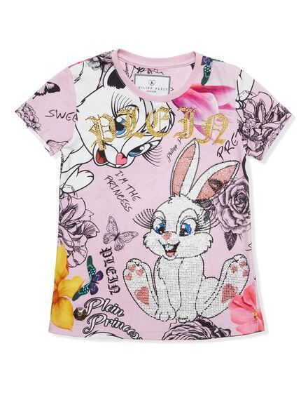 T-shirt Round Neck SS Azalina