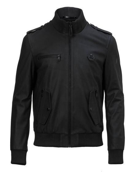 Leather Bomber The revolution