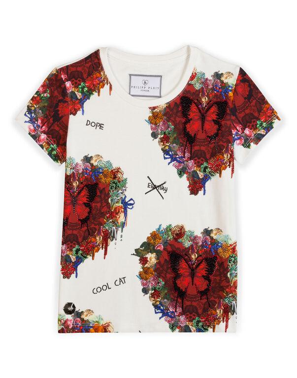 "t-shirt ""winterland"""